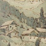 Jahr 1809 / Anton Rauch der Firmengründer verläßt seine Heimat, Kaunerberg, um Arbeit zu suchen.