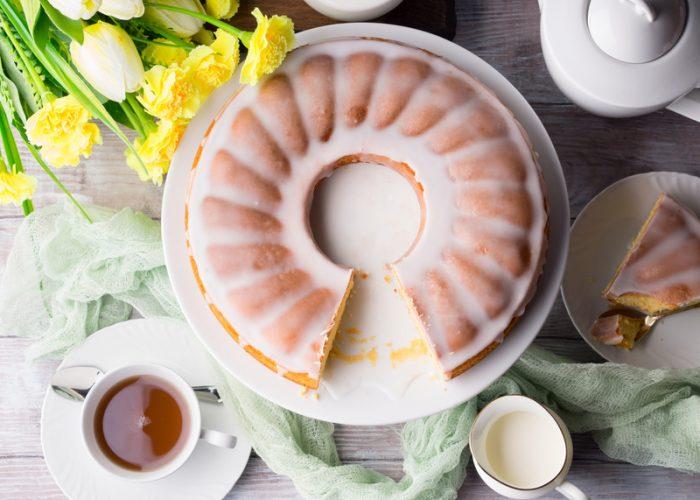 Zitronenkuchen für die ganze Familie / Rezepte / Rauchmühle / Rauchmehl