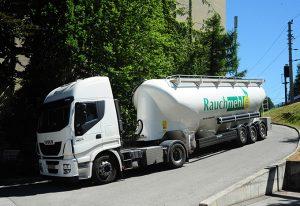Mehl TankwagenSilo - LKW