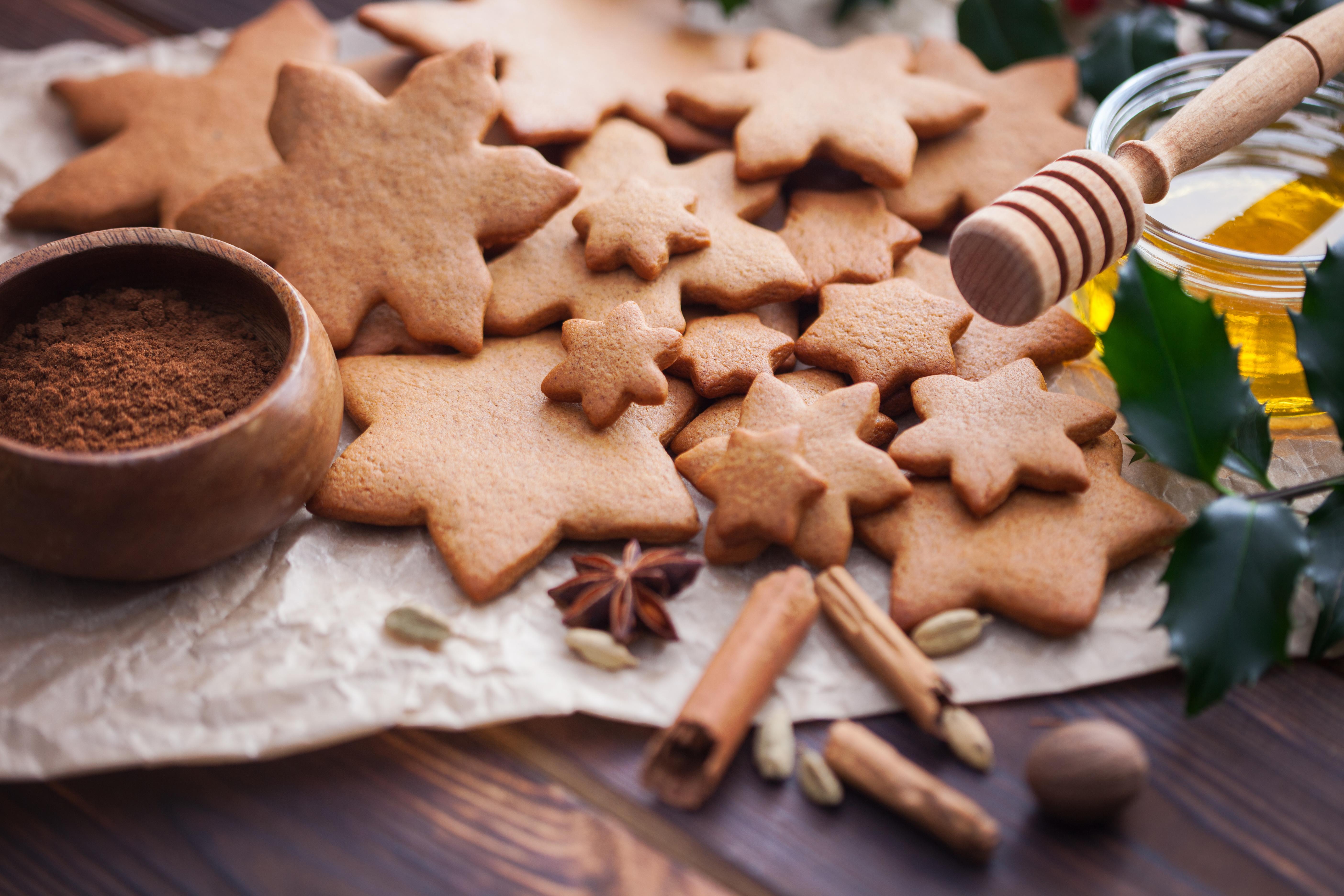 Lebkuchen / es duftet nach Weihnachten / Rauchmühle / Rauchmehl